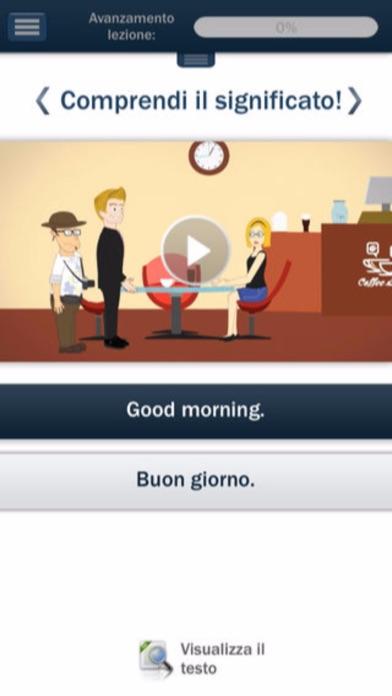 Screenshot of Corso di Inglese (Hello-Hello)1