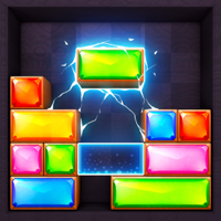 Jewel Blast - Block Drop Puzzl