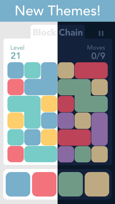Block Chain The Game screenshot one