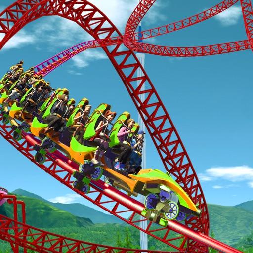 Roller Coaster Park Simulation