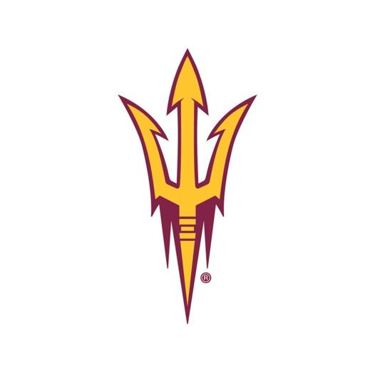 Arizona State Sun Devils Stickers PLUS