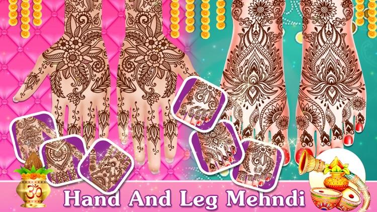 Indian Wedding : Makeover Game screenshot-4
