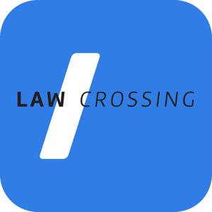 LawCrossing Legal Job Search ios app