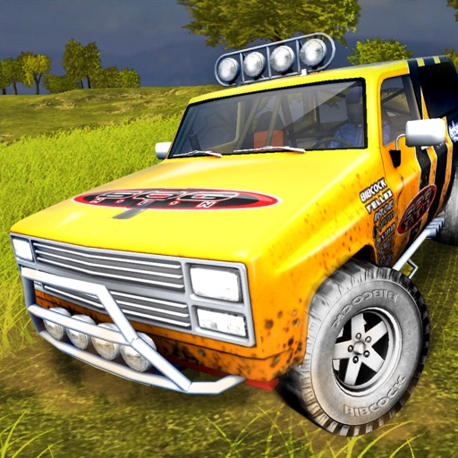 Rally 4x4 Car Racing Simulator