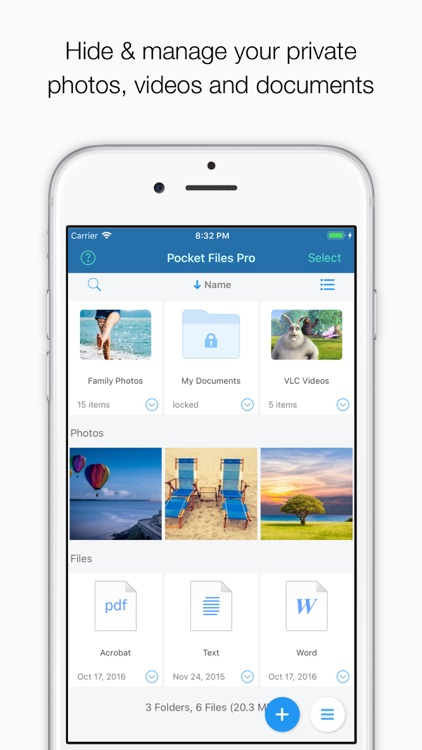 Pocket Files • File Manager