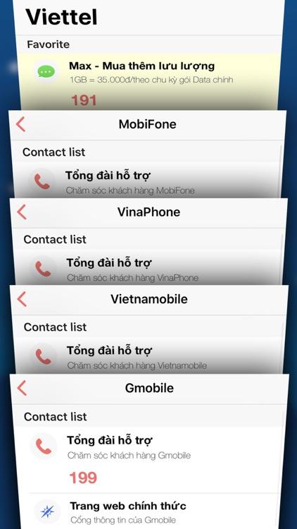 Smart contact for prefix 11-10 screenshot-4