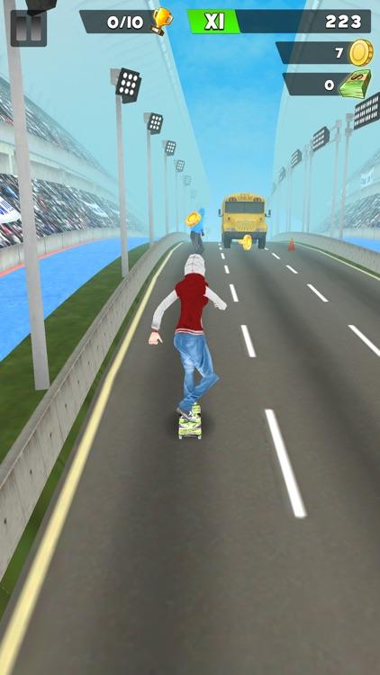 Skateboard City: Freestyle! screenshot-3