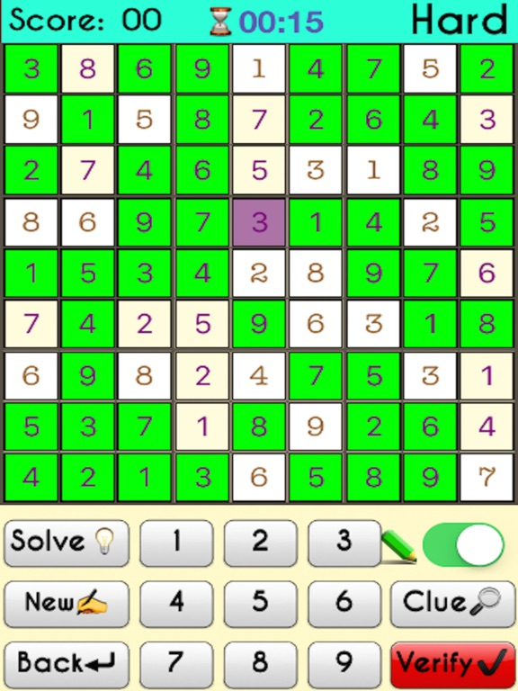 !Sudoku : Premium screenshot 8