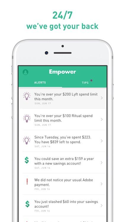 Empower - Money Management screenshot-4