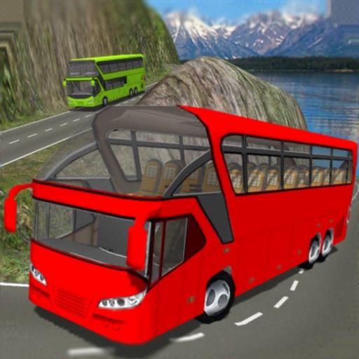 Bus Hill Climbing Simulator 3D iOS App