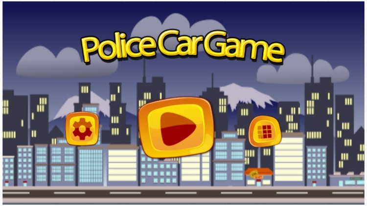 police Car Game