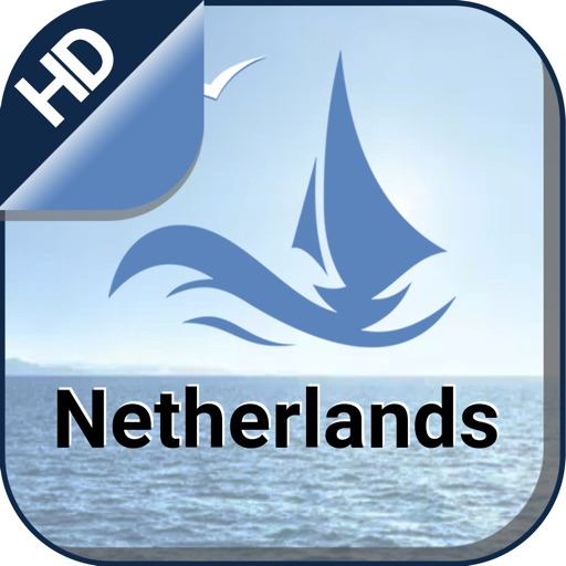 Netherlands Charts For Sailing