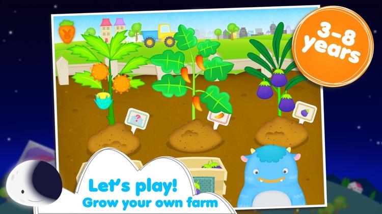 Happy Little Farmer - Kids Veggie Farm