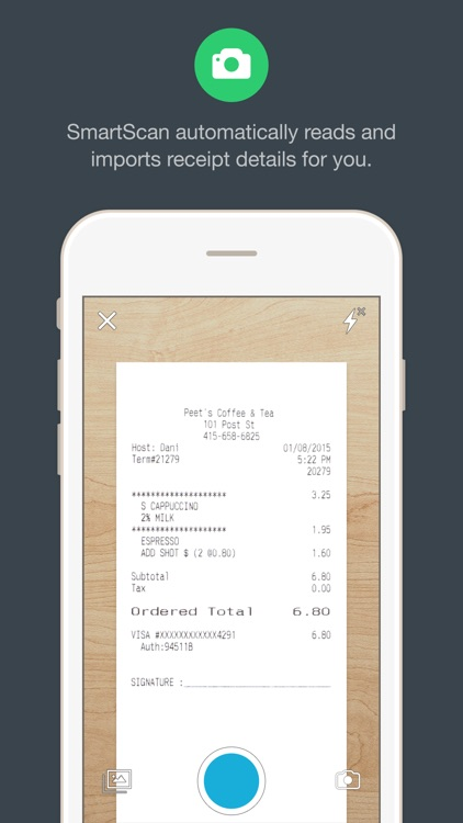 Expensify: Receipts & Expenses