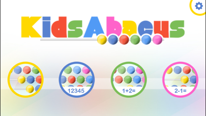 KidsAbacus - Learn to count - screenshot two