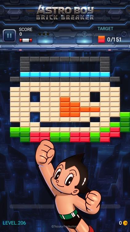 ASTRO BOY - Brick Breaker screenshot-4