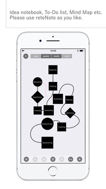 reteNote screenshot-3