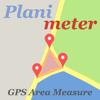 Planimeter  field area measure