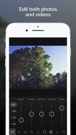 Ultralight - Photo Editor on the App Store