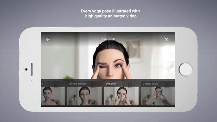 Facial Yoga Guru -Face Fitness screenshot-3