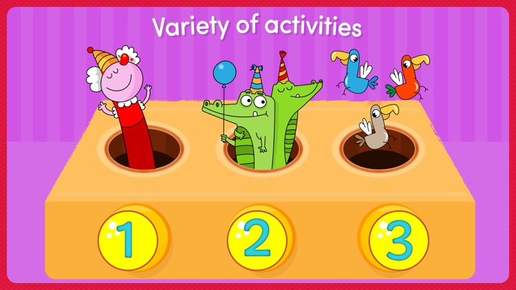 Toddler games for 2+ year olds screenshot-3