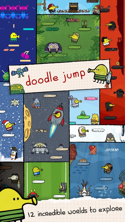 Doodle Jump - Insanely Good!