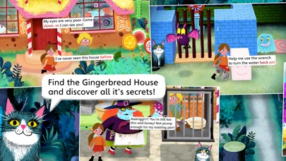 Hansel and Gretel by Nosy Crow screenshot 2
