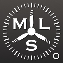 MSL - Aviation Altimeter and VSI for iPhone 6 or 6 Plus