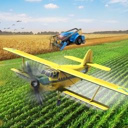 Drone Farming Simulator 2018