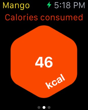 Calorie Counter & Carb Manager Screenshot