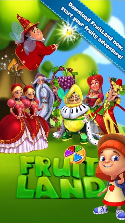 Fruit Land - match3 adventure screenshot-3