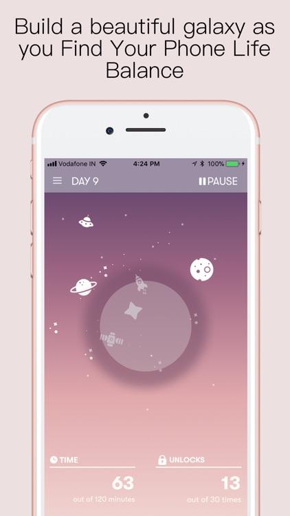 SPACE - Break phone addiction