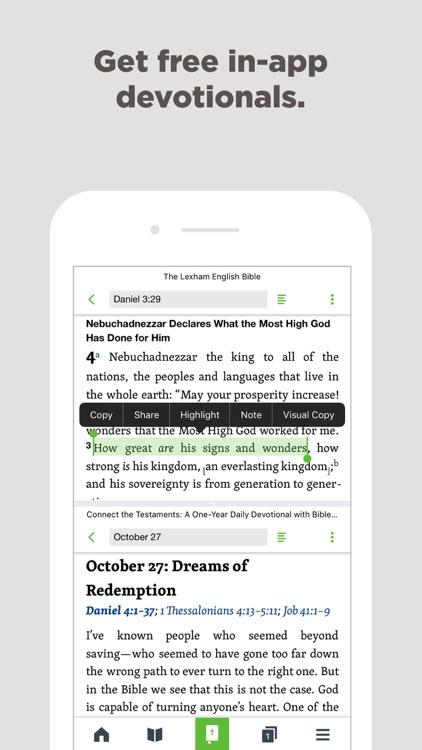 Faithlife Study Bible screenshot-3
