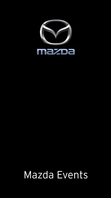 Mazda Event App screenshot 1