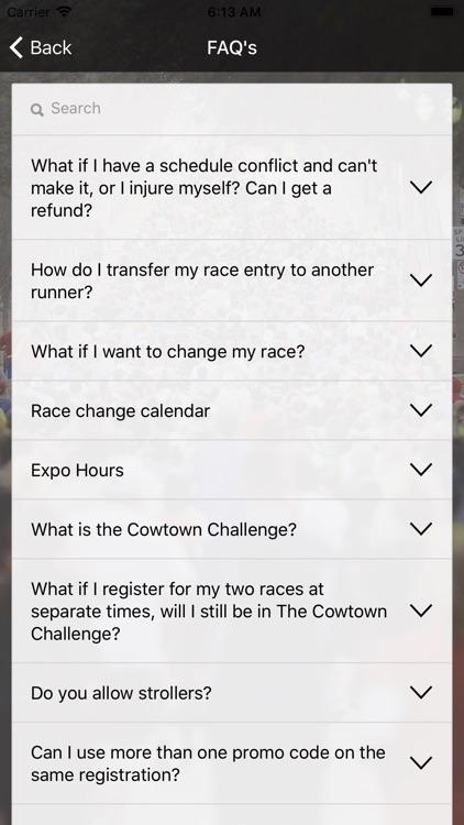 The Cowtown Marathon screenshot-3