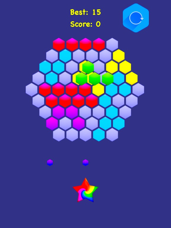 Hexagonal Merge - Premium screenshot 7