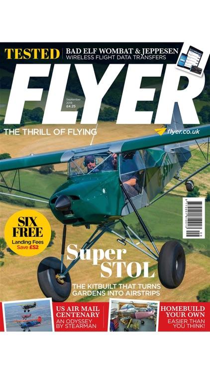 FLYER Magazine screenshot-3