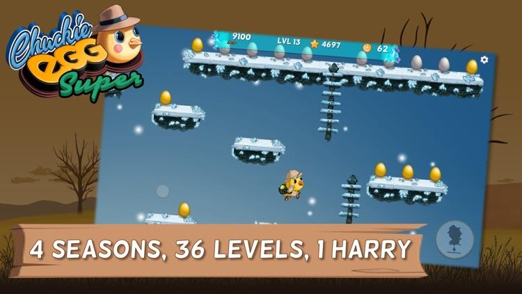 Super Chuckie Egg screenshot-5