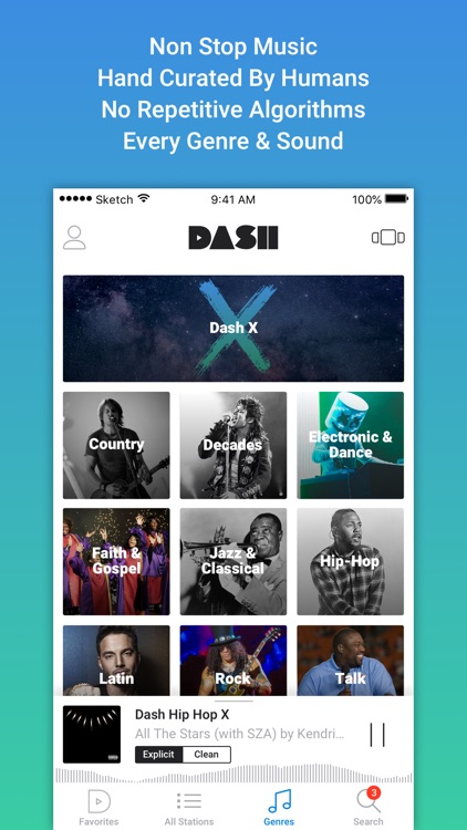 Dash Radio screenshot-2