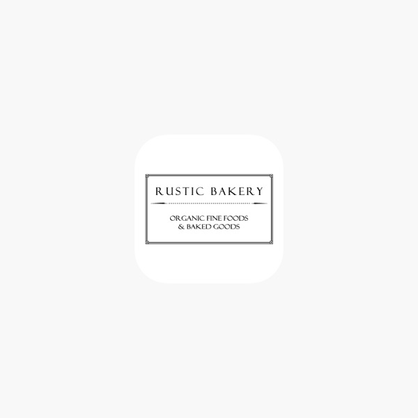 Rustic Bakery Cafe On The App Store