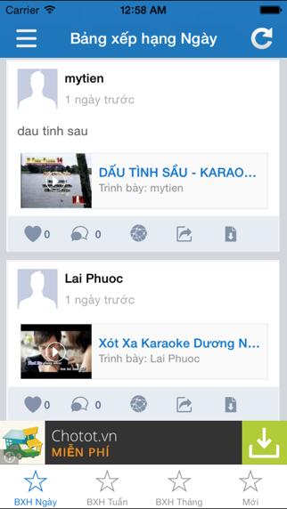 Yokara - Sing Karaoke by Dang Anh (iOS, United States