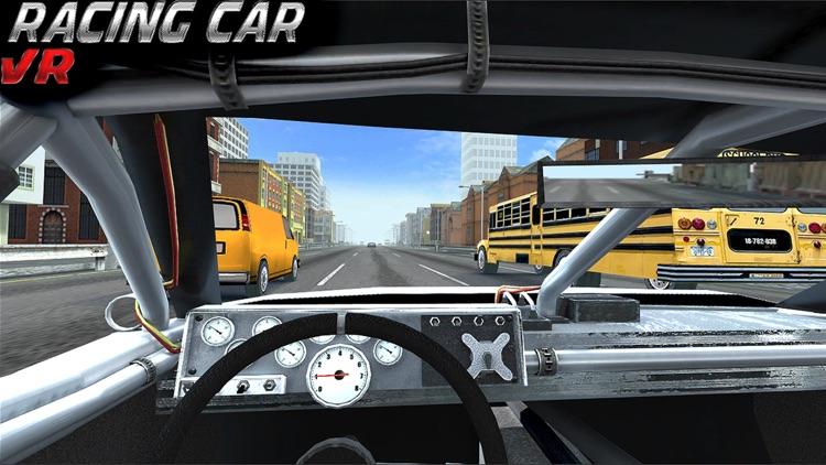 Racing Car VR Lite screenshot-4