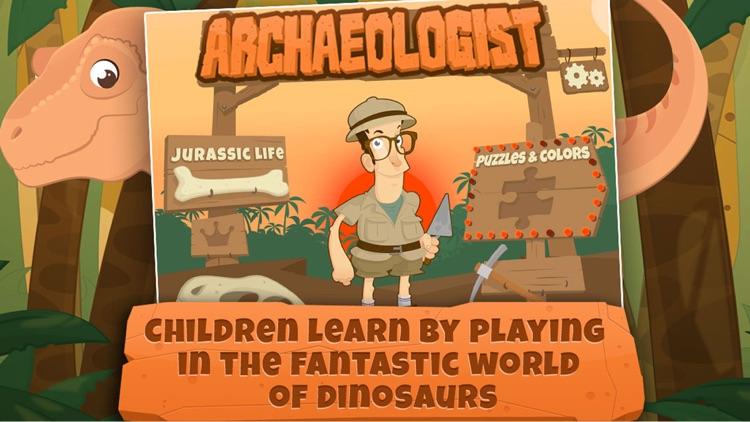 Archaeologist: Jurassic Life