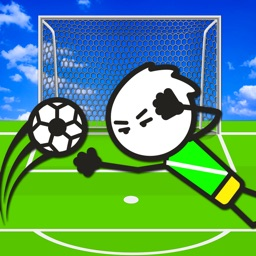 Footbal Goal Emoji Stickers