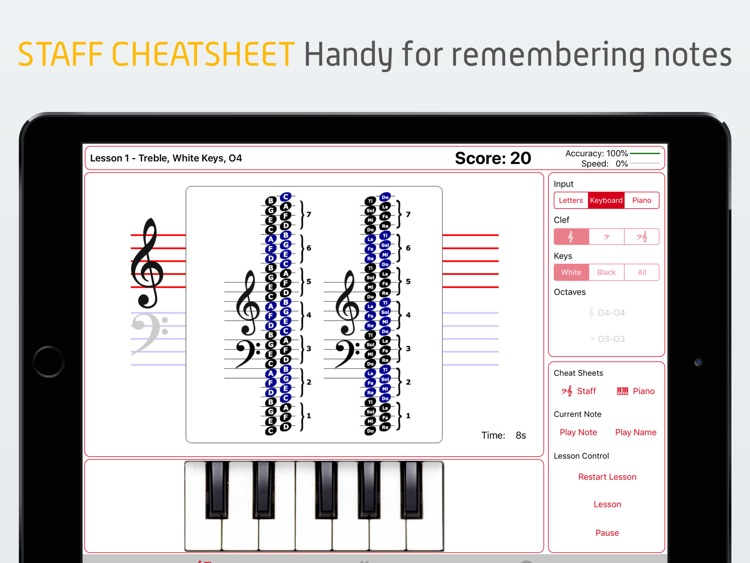 ILovePiano - learn piano easy