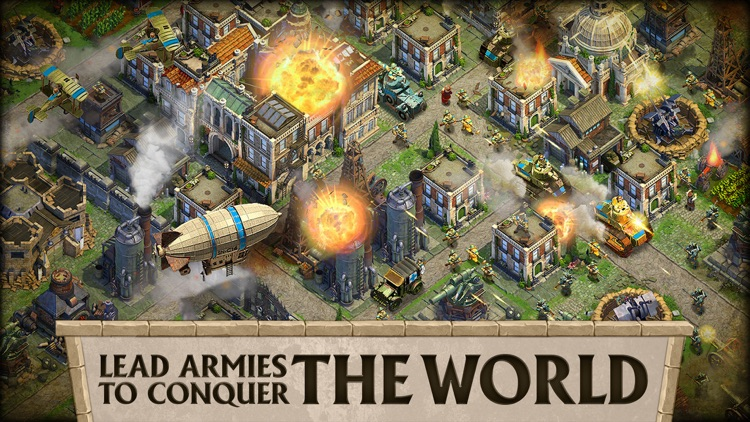 DomiNations screenshot-0