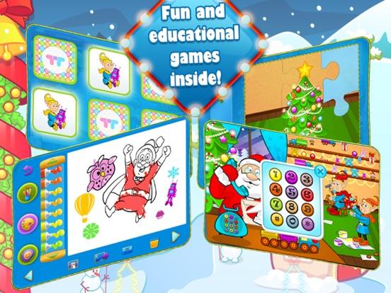 Super Santa - Interactive Children's Storybook HD screenshot