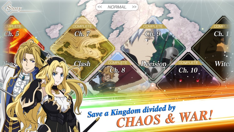 Grancrest War: QuartetConflict screenshot-3