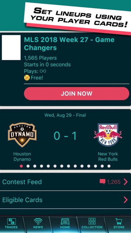KICK: Football Card Trader screenshot-4