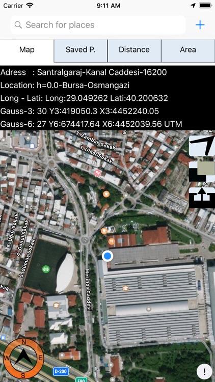 GPS GEO